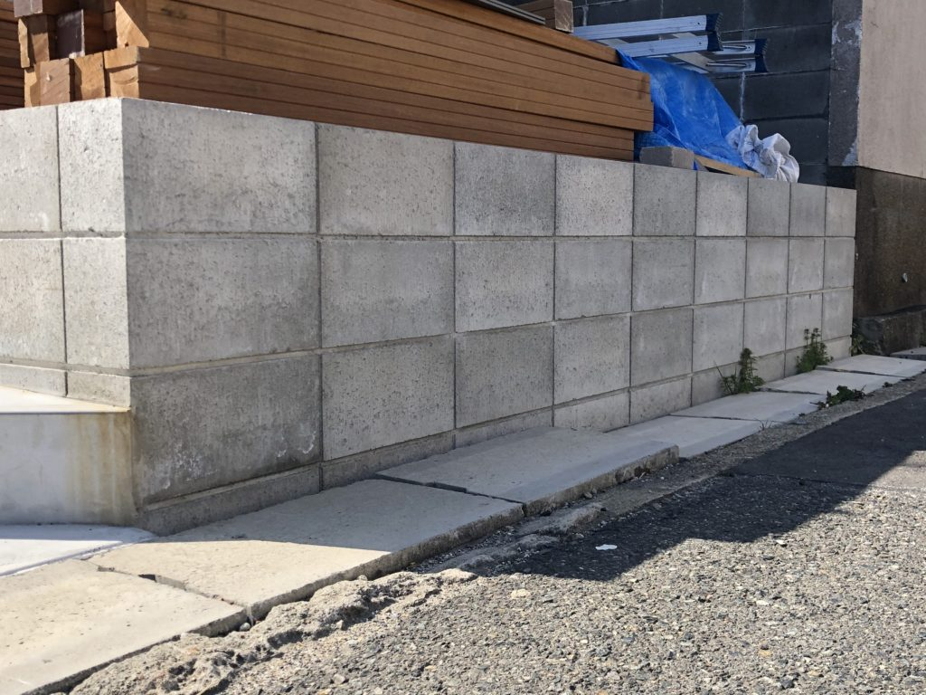 化粧 コンクリート ブロック